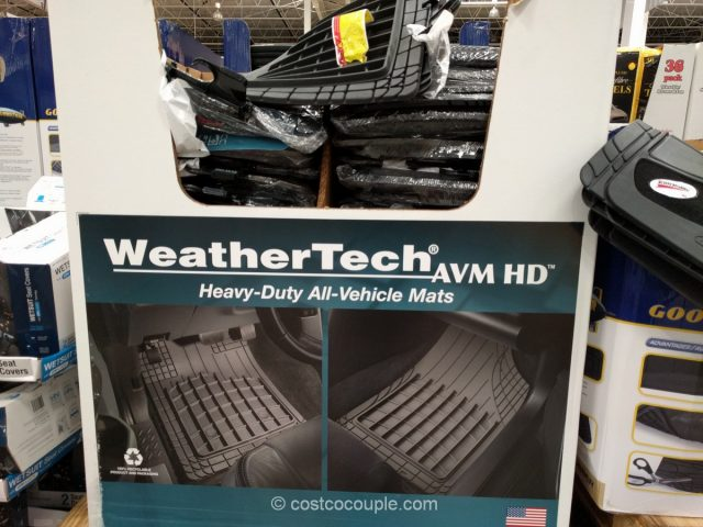 weathertech car mats at costco