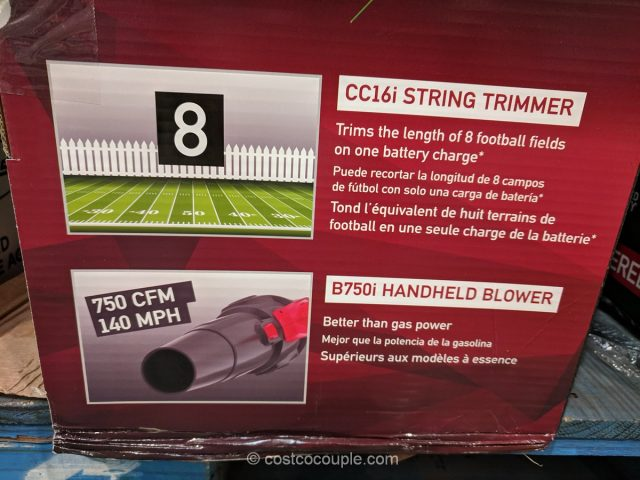 Jonsered Cordless String Trimmer And Handheld Blower Combo