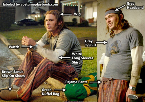 The Yellow Wallpaper Quotes About Gender Saul Silver Costume James Franco Costume Playbook