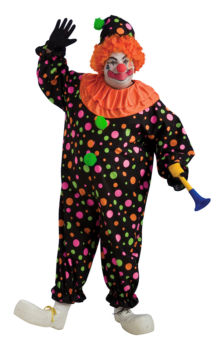 Toddler Child Hat Size Clown Costumes Costumes Fc