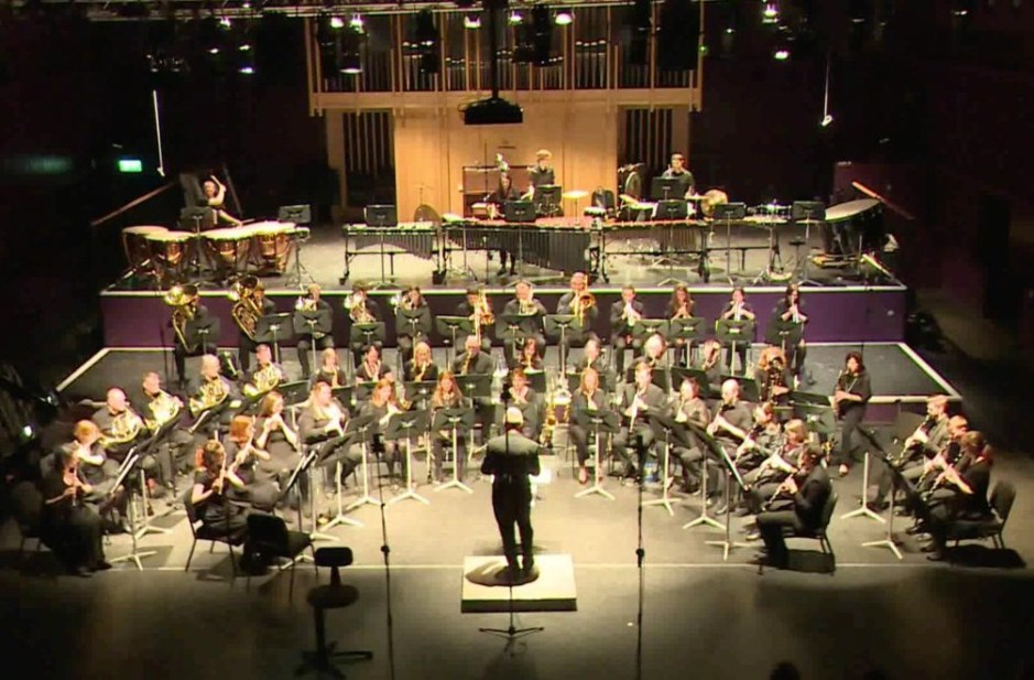 COS Brass & Wind Series: Cork Philharmonic Winds with Gary Curtin