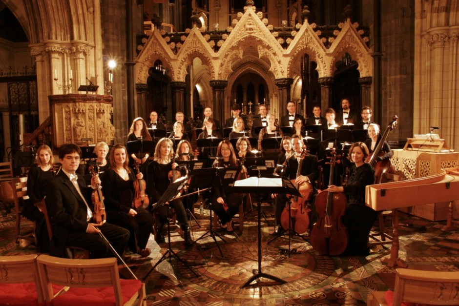 Irish Baroque Orchestra | Lute Recital by Thomas Dunford