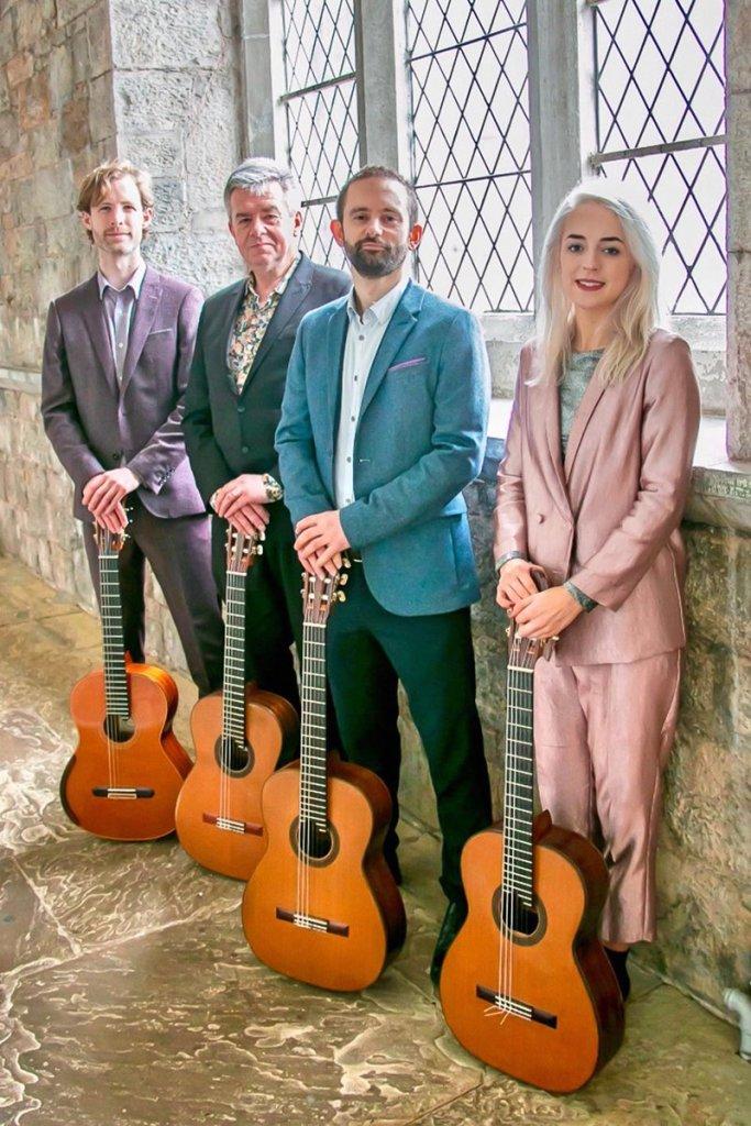 Irish Guitar Quartet 16-05-19