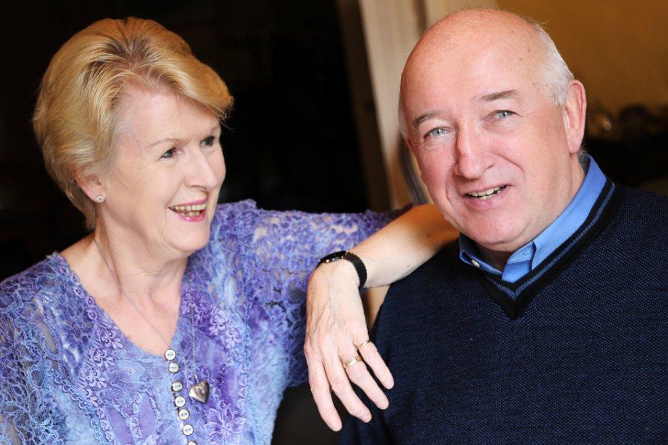 John O'Conor and Veronica McSwiney