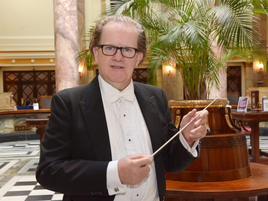 Cork Fleischmann Symphony Orchestra with Keith Pascoe