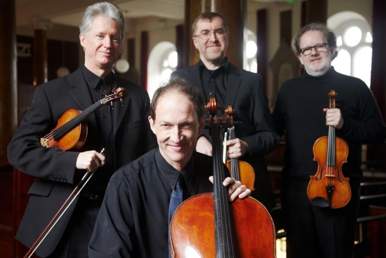 Vanbrugh Quartet Scholarship Fundraiser Concert