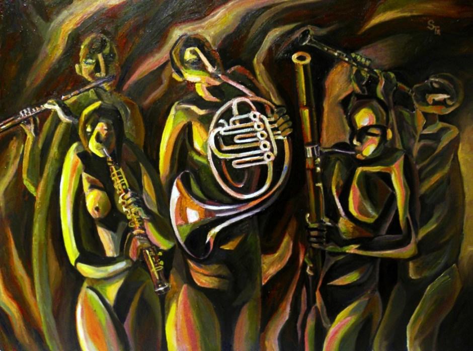 COS Brass & Wind Series: Winds of Change (Wind Quintet)