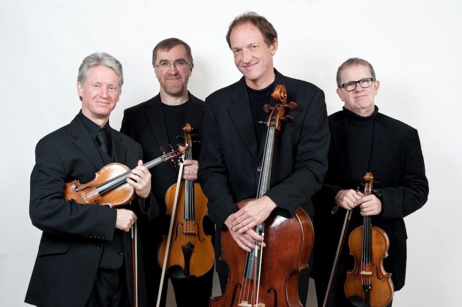 Vanbrugh Quartet Scholarship Fundraiser