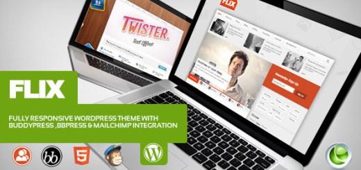 Flix for WordPress & BuddyPress