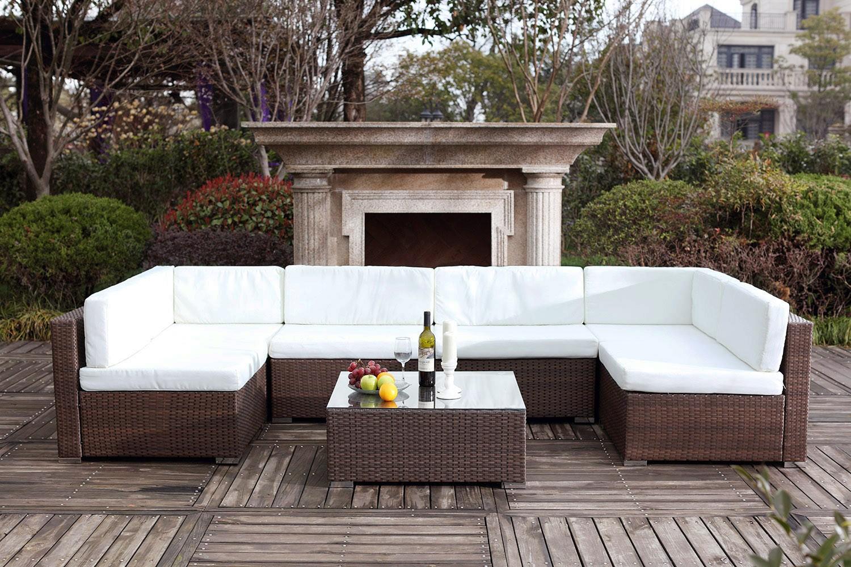 Grand Salon De Jardin   Table Basse Pour Salon De Jardin