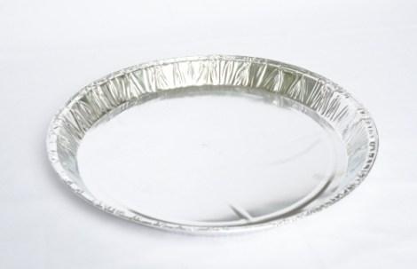 Bandeja alumino mediana