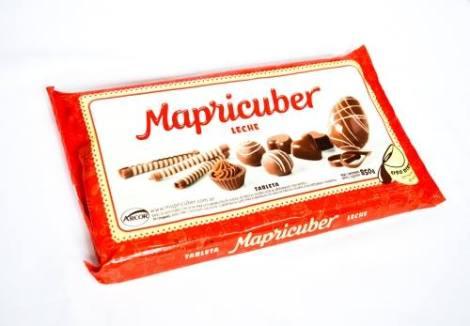 Chocolate Mapricuber x 850 gr