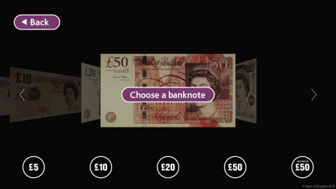Bank of England Banknotes