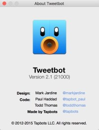 Tweetbot for Mac 2.1