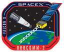 Space-X Falcom 9 - ORBCOMM2