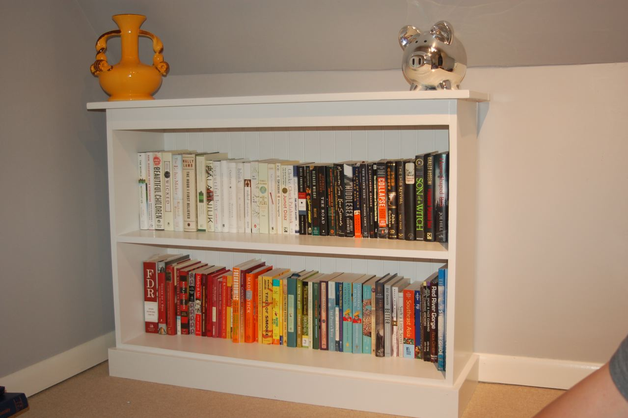 Bookcase Plans Kreg Jig