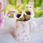 calla lily jug