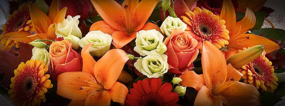 Autumn Flower Designs