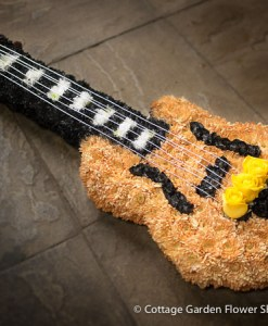 Floral Guitar Tribute