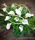 Calla Lily Cross