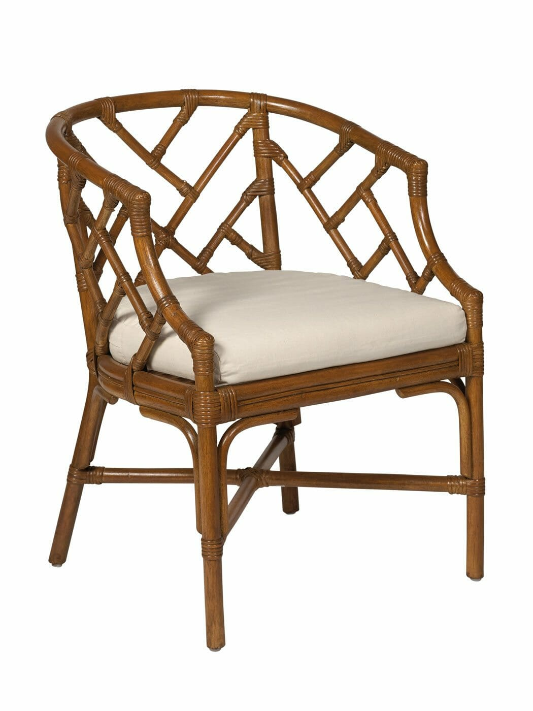 Rattan Rollo Rattan Club Chair Cottage Home