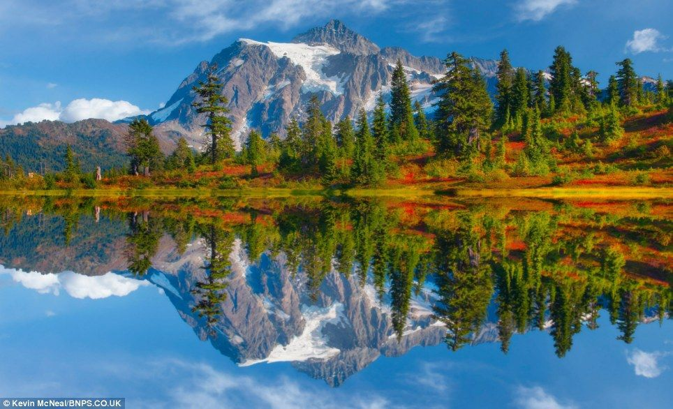 Fall Woodsy Pc Wallpaper 12 Beautiful Photos Of Canadian National Parks In Autumn
