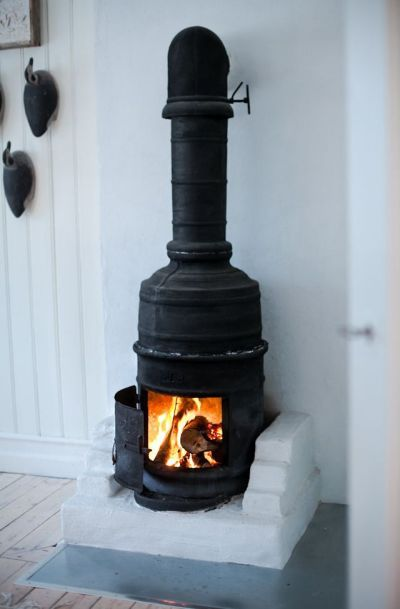 Gorgeous wood stoves you'll want to curl up near this winter   Cottage Life