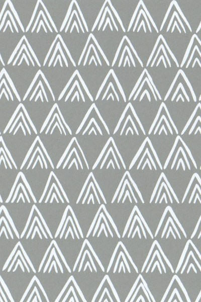 Free Patterned iPhone Wallpaper – Colorful Mountains | Cotton & Flax