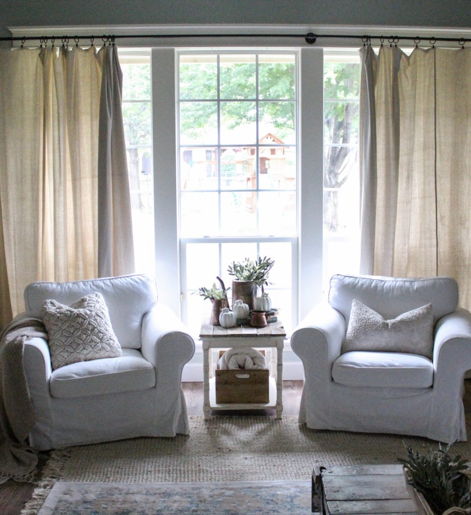 Where Can I Buy Cheap Curtains Inexpensive Farmhouse Hacks Drop Cloth Curtains Cotton Stem