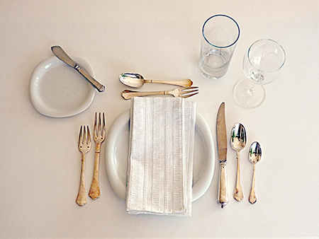 Cotw Make The Right Impression Table Manners