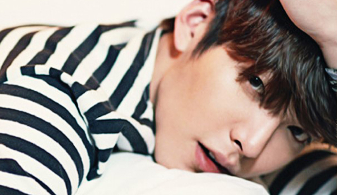 Bollywood Girl Wallpaper Kim Woo Bin Gets His Beauty Rest In The January 2014 Issue