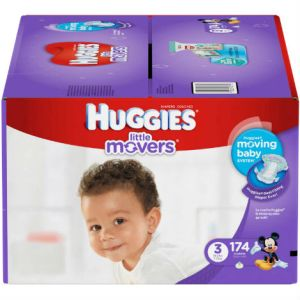 Huggies Little Movers taille 3