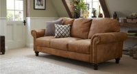 Light colored leather sofas - a bright vibe in 2018 trendy ...