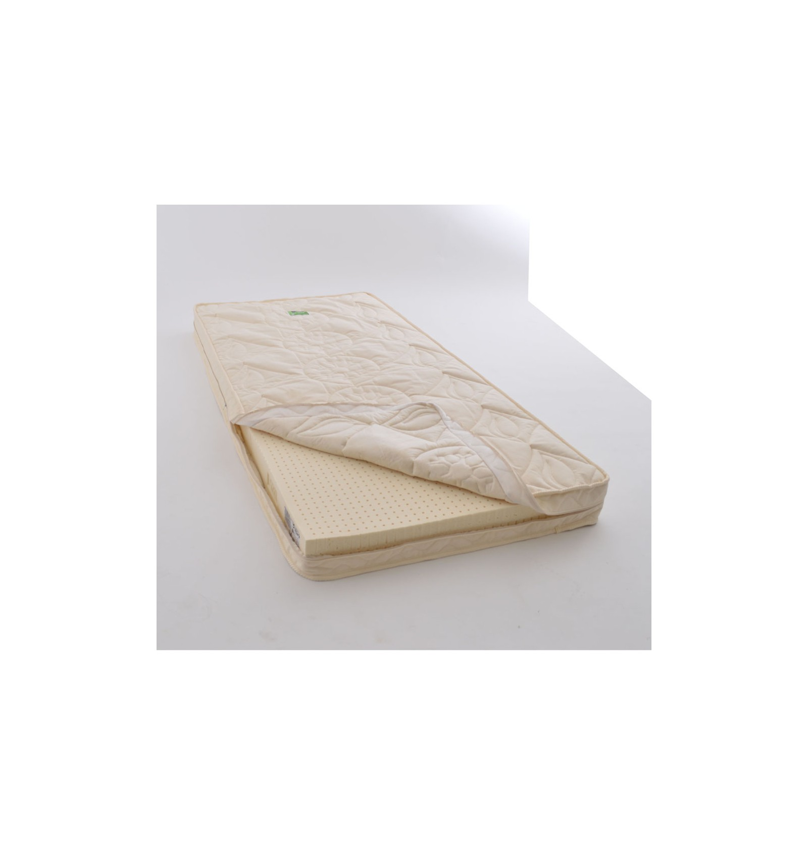 Matelas Naturel Matelas Bébé En Latex Naturel Déhoussable