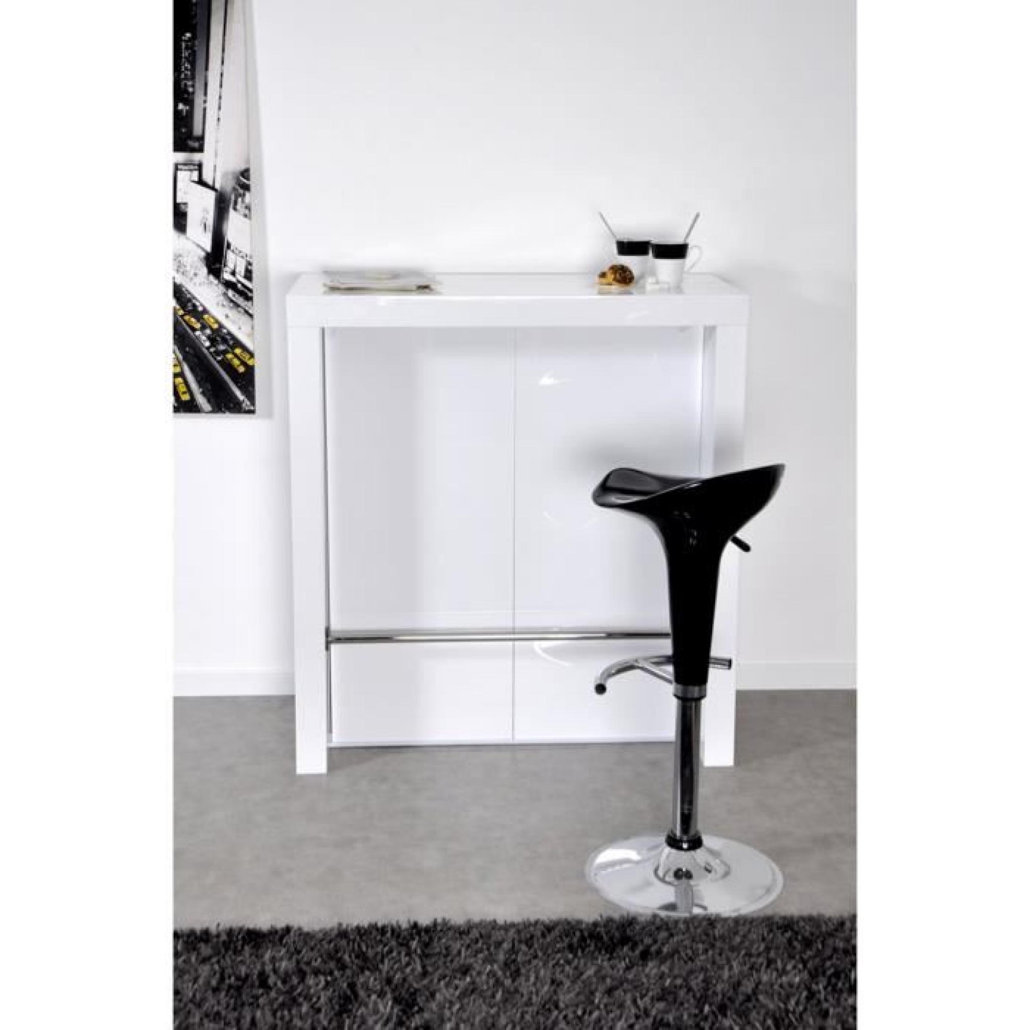 Table Haute Extensible Bar/console/table Haute Extensible 2 Rallonges Venise