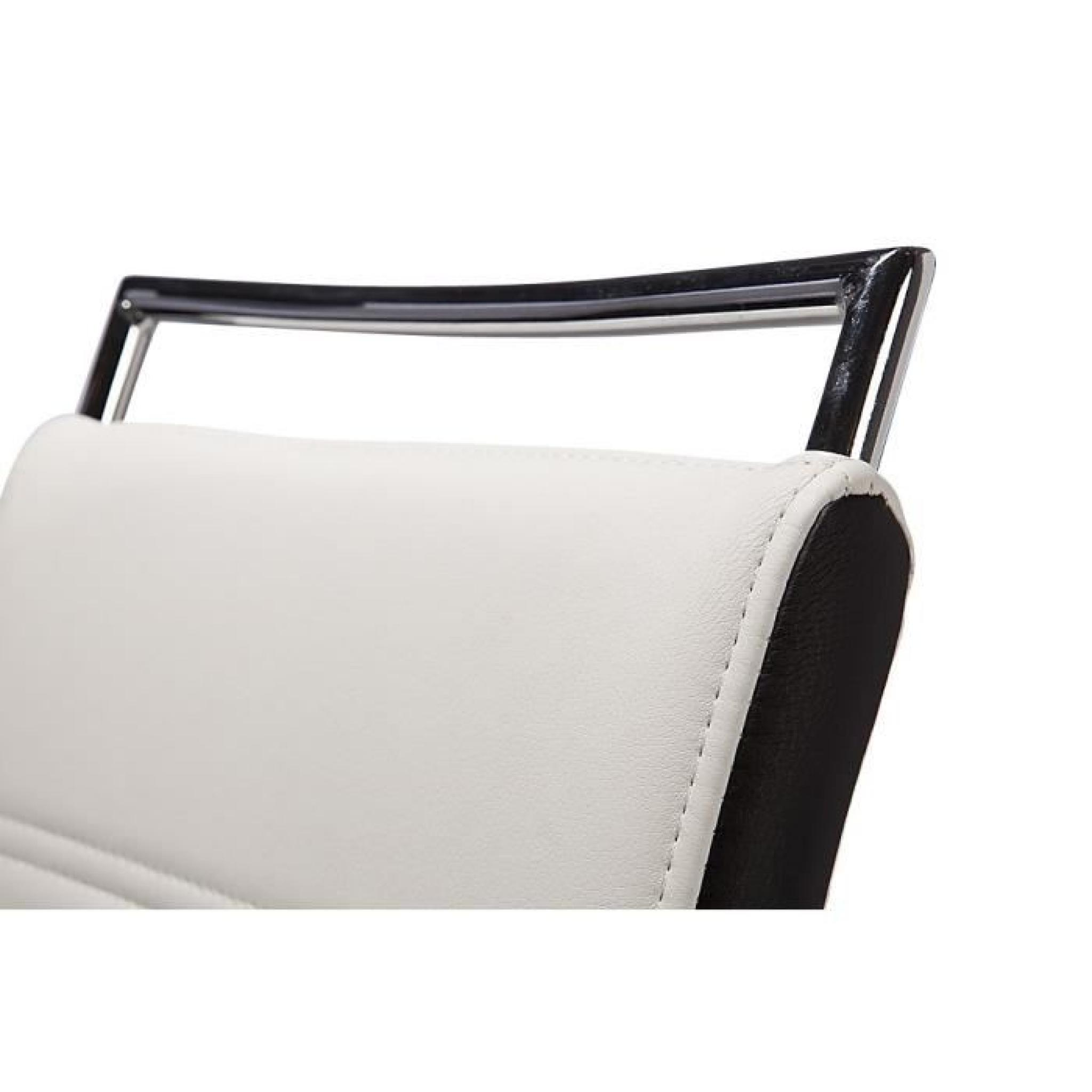 Chaise Blanche Cdiscount Chaise Blanche Cdiscount Affordable Chaises Blanche