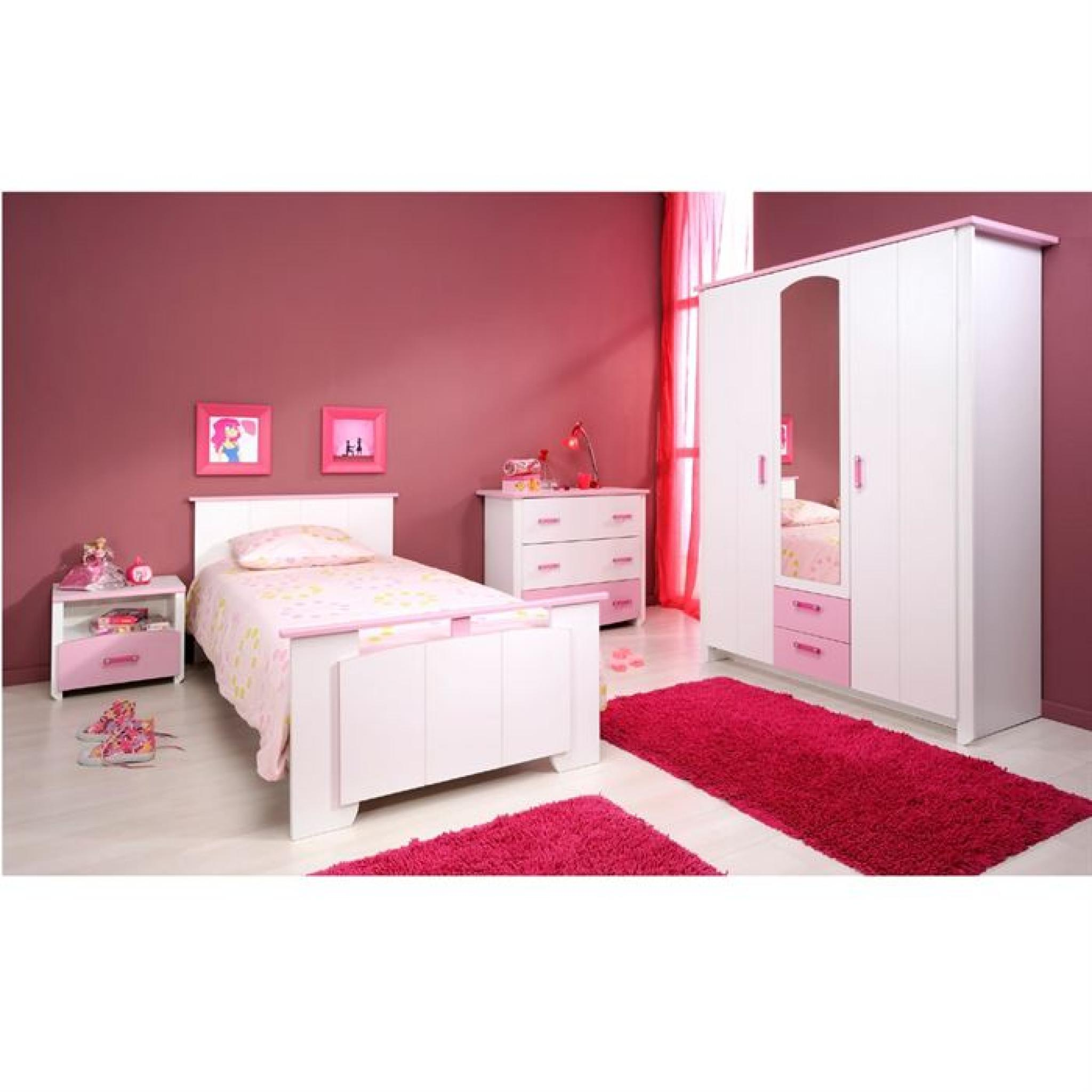 Commode Chambre Adulte Elegance Chambre Complète Adulte Avec Commode Achat