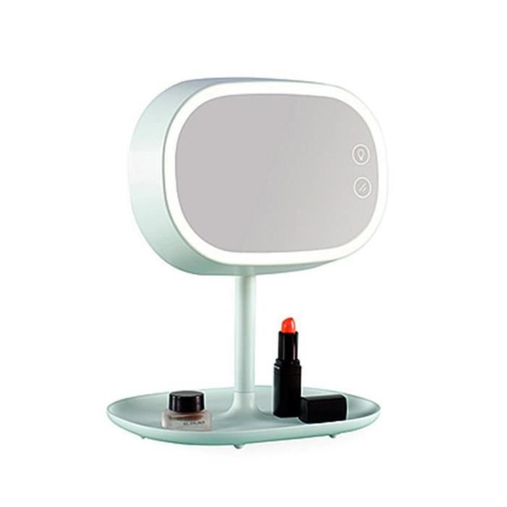 Miroir Maquillage Pas Cher Ifunmore Smart Touch Control Maquillage Miroir Table Lampe