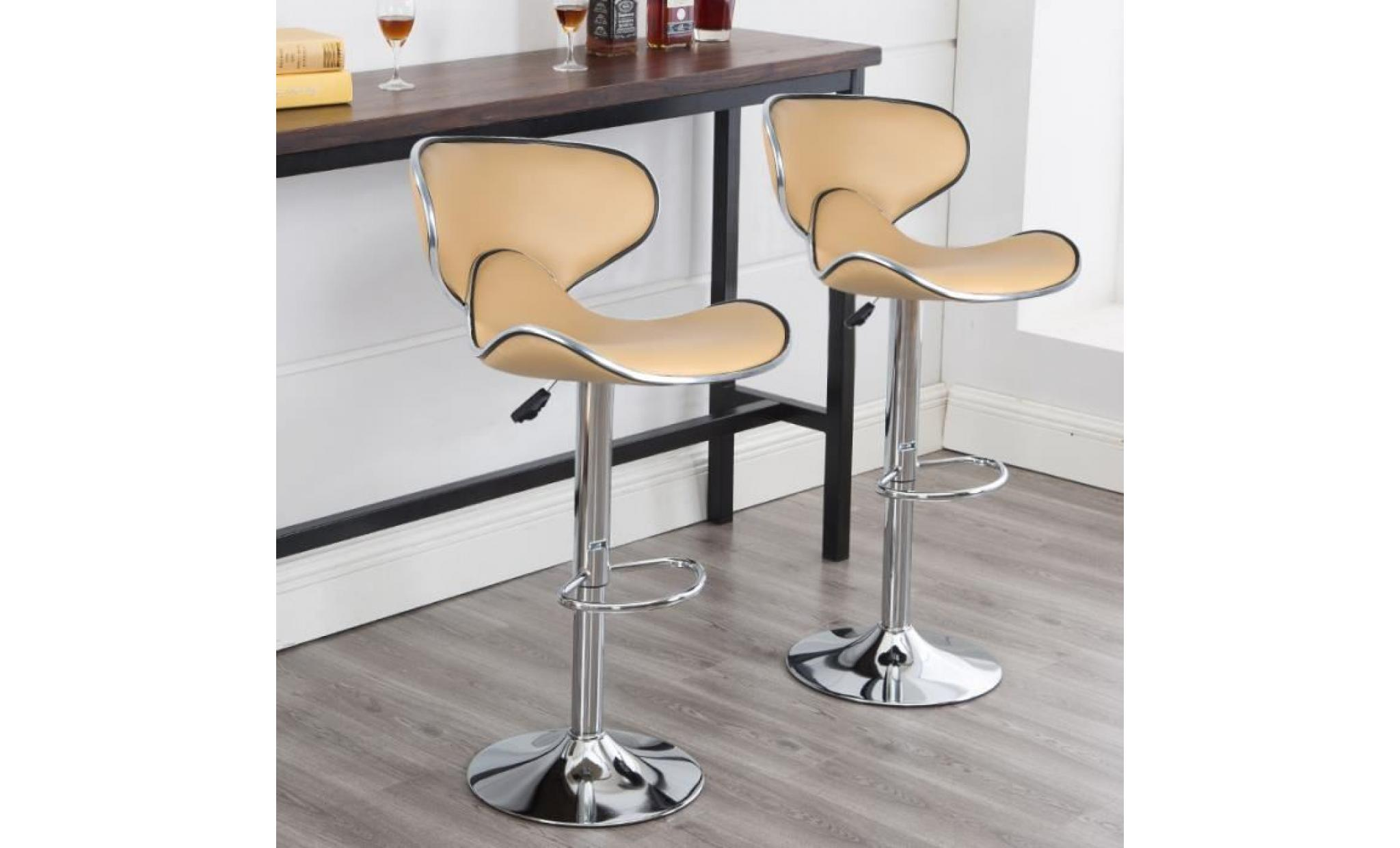 Tabouret Bar Reglable Tabourets Bar Reglables