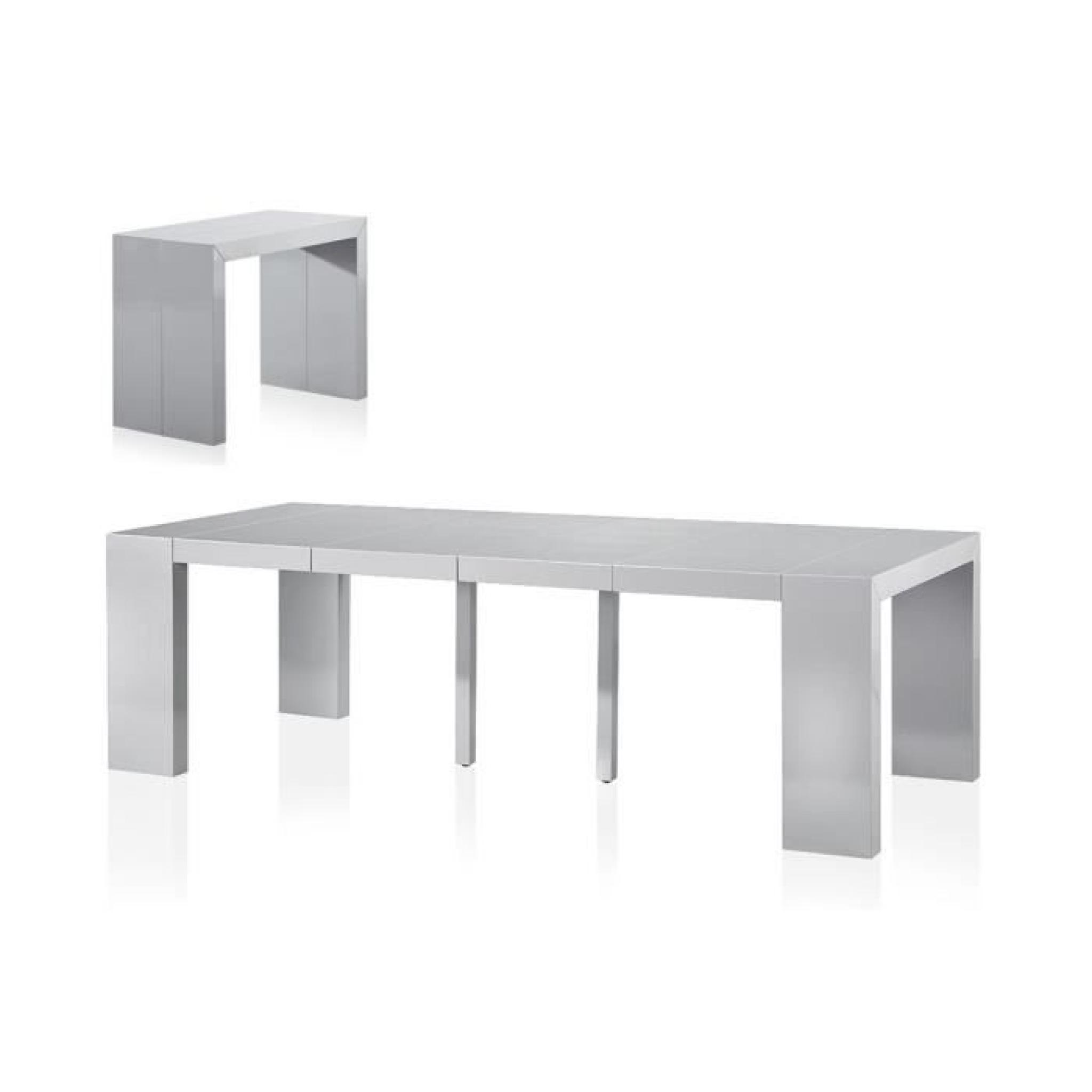 Tables Consoles Extensibles Conforama Table Console Extensible