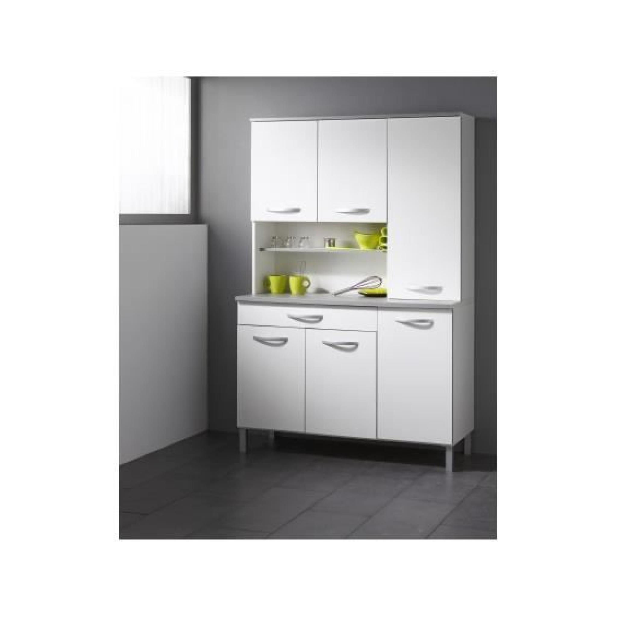 Conforama Asnieres Perfect Buffet De Cuisine Rouge Et Blanc Twist Blanc