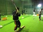 少年野球のバッティング技術