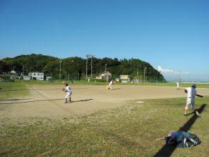 少年野球グラウンド