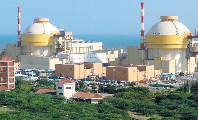 Refuelling At Koodankulam Nuclear Power Plant A Major Health Hazard