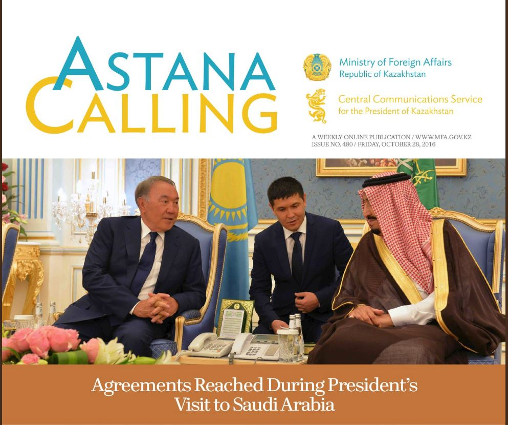 Image result for Kazakhstan: Testing a 21st century upgrade of faith-driven Saudi soft power