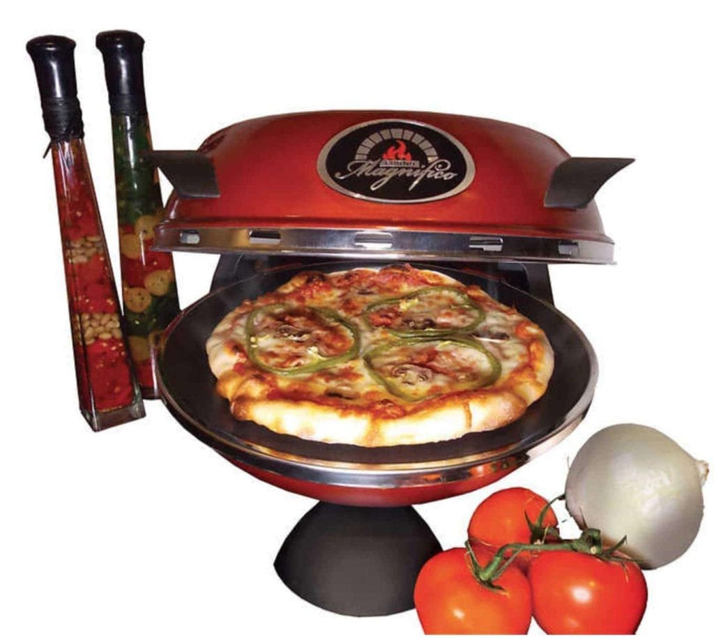 Countertop Pizza Oven Reviews Forno Magnifico Electric Pizza Oven Review Countertop