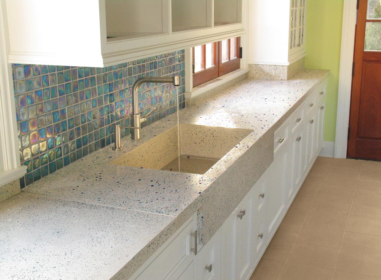 Concrete Countertop Mix Design Gfrc Countertopresource A Resource For Countertop