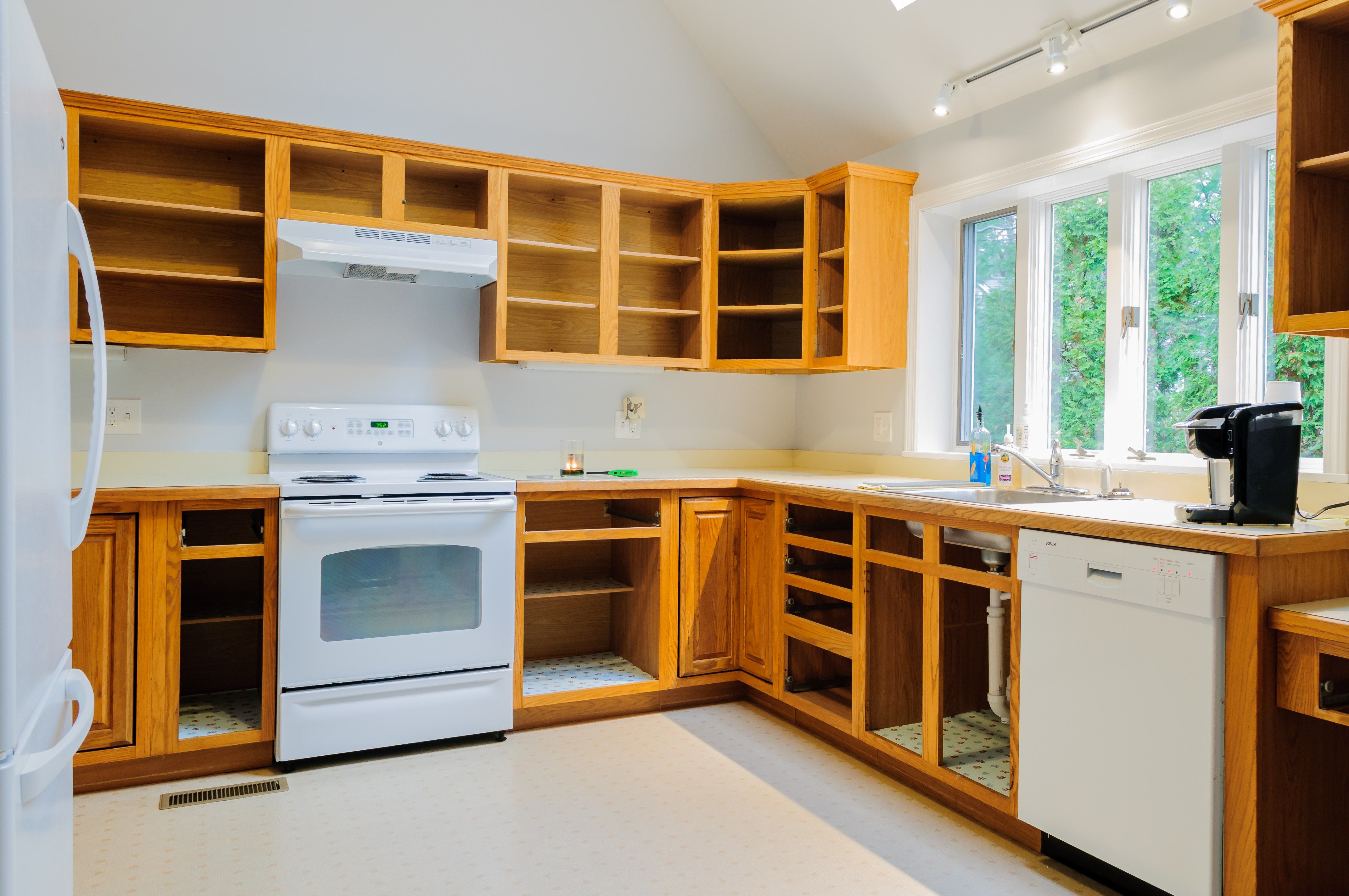 Kitchen Resurface Cabinets Kitchen Refacing Costs Cabinet Refacing Diy Cabinet Doors
