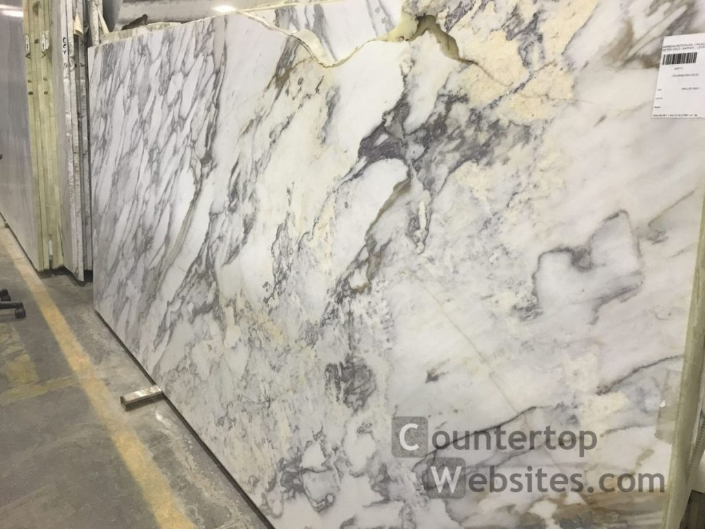 Leathered Granite Countertops Reviews Calacatta Retro Gold Leather Marble Countertop Websites
