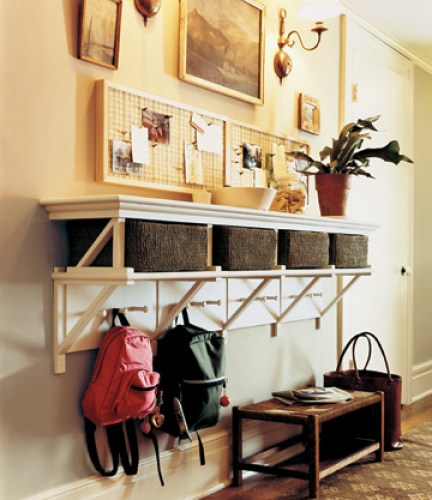 MS - Organized Entryway